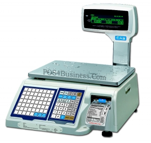 CAS Scale LP-II - Label Printing