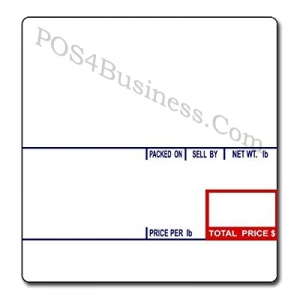 CAS Scale Labels - LP-1000 & LP-II - LST-8020