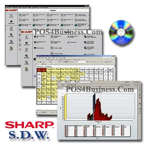 Sharp Data Wizard - Business Model with In-Line Support