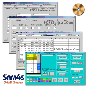 SAM4 / Samsung Polling Software - SAM2000