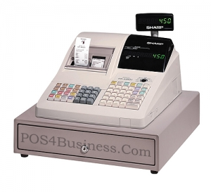 SHARP ER-A450T Cash Register