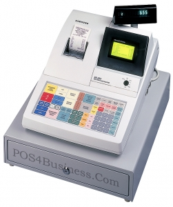 Sam4S ER-655II Cash Register