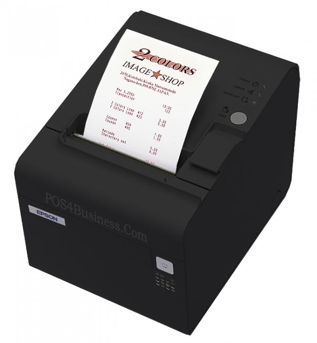 Epson Tm T90 Receipt Printer