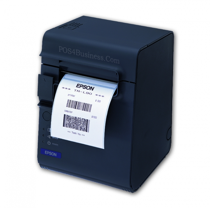 Epson Tm L90 Label And Barcode Printer