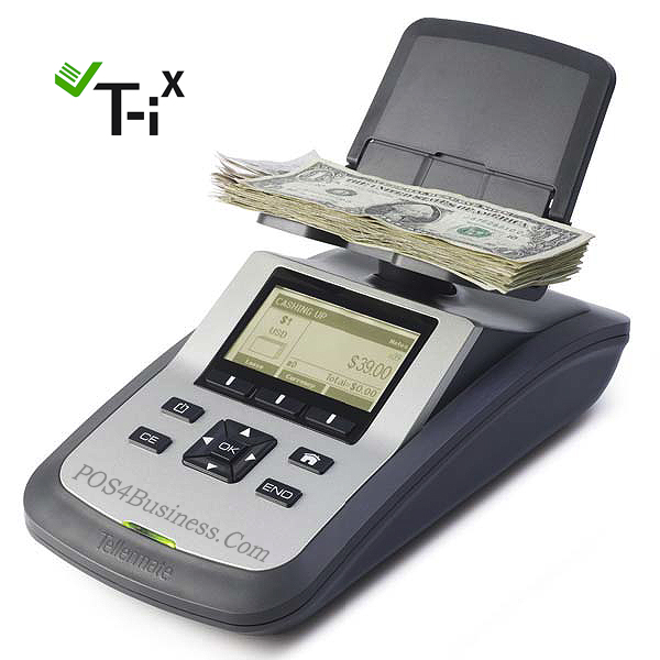 Tellermate T Ix R3000 Money Counter