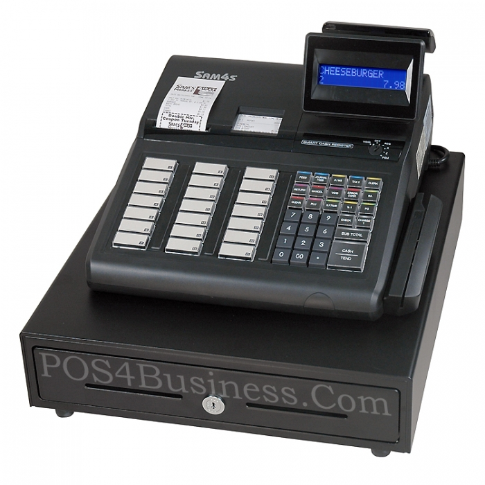 Sam4s Er 945 Cash Register