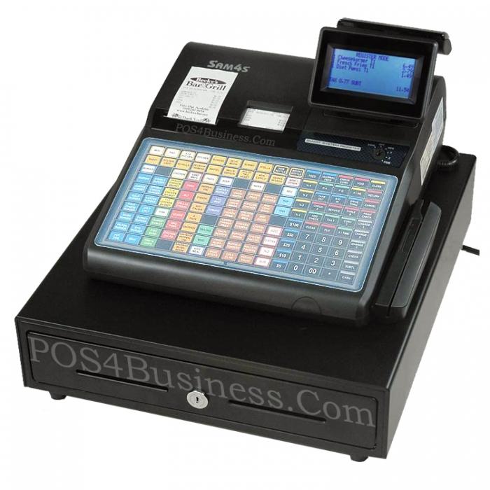 Sam4s Sps 340 Cash Register Samsung Sps 340 Cash Registers