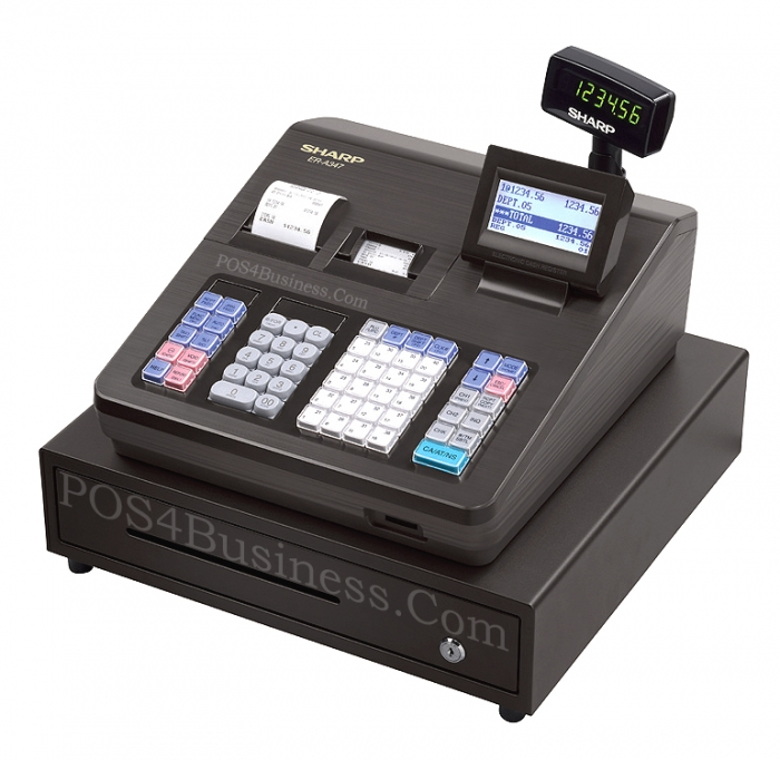 Sharp Er A347 Cash Register