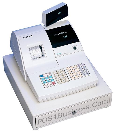 Sam4s Er 290 Cash Register