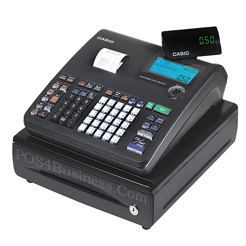 Casio Te 900 Cash Register