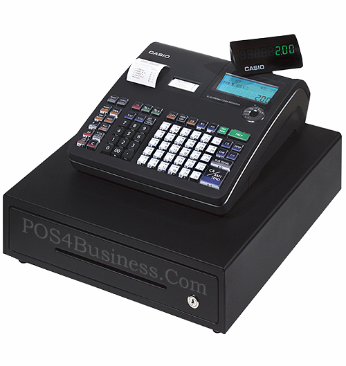 Casio Te 1500 Cash Register