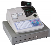 TEC FS-1595 Cash Register - Flat Keyboard