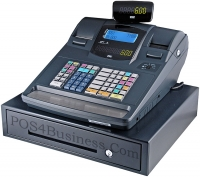 TEC MA-600 Cash Register - Raised Keyboard