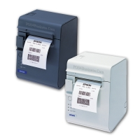 Epson TM-L90 Label and Barcode Printer