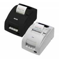 Epson TM-U220B Receipt/Kitchen Printer
