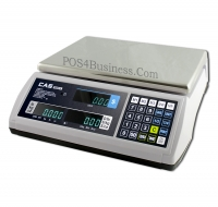 CAS Scale S2000-JR VFD - Standard Display