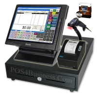 Keystroke Point of Sale - Complete System v8