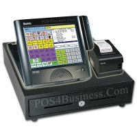 Sam4S SPS-2000 Touch Screen POS Bundle