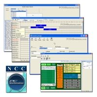 NCC PC Workstation Back Office Software
