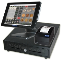Sam4S NCC SPT-S270J Touch Screen POS Bundle