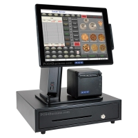 NCC Reflection Sam4S 1510 POS - Restaurant Bundle