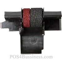 IR-40T Ink Ribbons - Black & Red