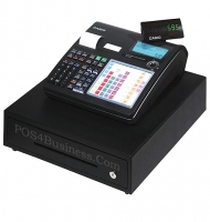 Casio TK-1550 Cash Register
